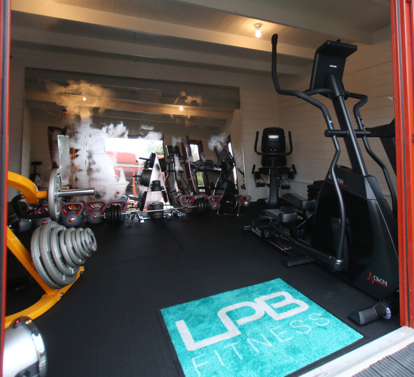 LPB Fitness training equipment